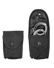 Handboeien tas nylon groot zwart