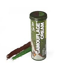 Wesco stick bruin/groen camouflage