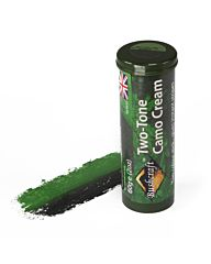 Wesco stick zwart/groen camouflage
