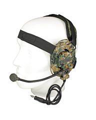 101inc Bowman EVO III Headset camo Z029 digital WDL camo