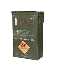 Munitiekist U.S. M224 Mortar groen