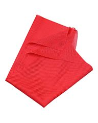 101inc Red cloth hit sign rood