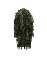 Fosco Ghillie Suit Parka woodland camo