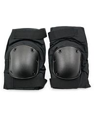 Knie beschermers neoprene zwart