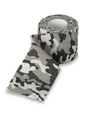 Fosco stretch bandage snow camo