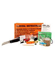 B.C.B. Prepper´s Pack Survival Kit