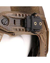 101inc X300 Adapter helmet NH03002 zwart