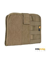 101inc Admin Panel MOLLE cordura coyote