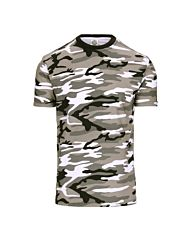 Fostee camouflage t-shirt urban camo