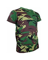 Highlander Kinder t-shirt Britisch Camo DPM