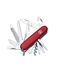 Victorinox zakmes Swiss Army 18 functies rood Zwitsers