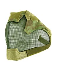 101 inc Full hat Airsoft Masker ICC FG groen