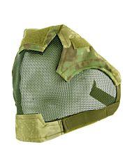 101 inc Full hat Airsoft Masker ICC FG groen
