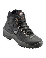 Grisport Sherpa mid zwart travel wandelschoenen