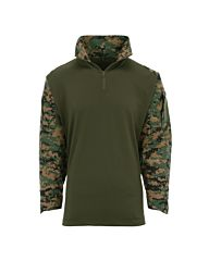 101inc Tactical shirt UBAC digital WDL camo