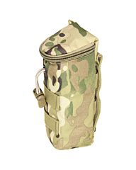 101Inc Molle pouch airsoft BB fles multi camo
