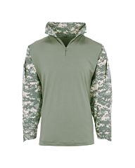 101inc Tactical shirt UBAC digital ACU camo