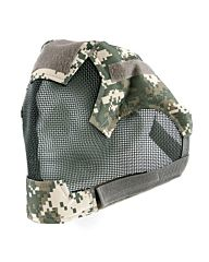 101 inc Full hat Airsoft Masker digital ACU camo