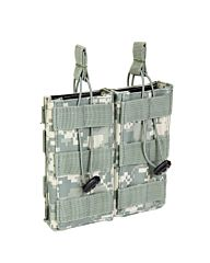 101Inc Molle pouch Mag. open F digital ACU camo