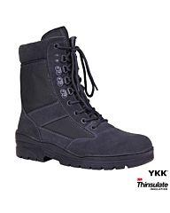 Fostex Sniper Boots Side-Zip Wolf Grey
