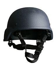Engarde MICH Helmet IIIA zwart kogelwerend