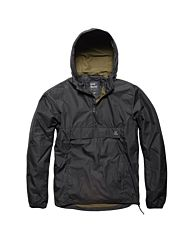 Vintage Industries Grafton Light-Weight anorak black
