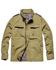 Vintage Industries Alling jacket olive