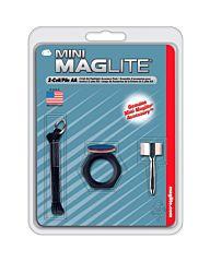 Maglite accessoire pakket tbv Mini 2XAA