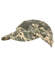 101inc Baseball cap Tactical velcro digital ACU camo