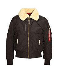 Alpha Industries Injector III jacket brown