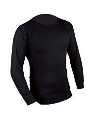 Highlander Thermal Long Sleeves zwart