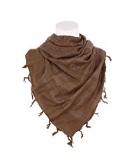 Arafat PLO sjaal bruin
