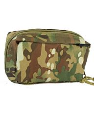 101inc Molle pouch Shot Shell CO2 multi camo