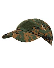 101inc Baseball cap Tactical velcro digital WDL camo