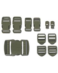 101inc Buckle set groen