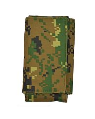 101inc Molle Pouch Foldable digital WDL camo