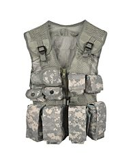 Fostex kinder tactical vest digital ACU camo