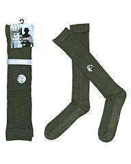101inc Tactical Bamboo Sokken groen