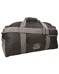 Highlander Cargo weekendtas 45ltr black