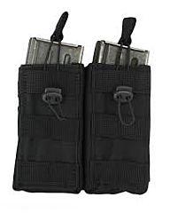 101Inc Molle pouch Mag. open F zwart