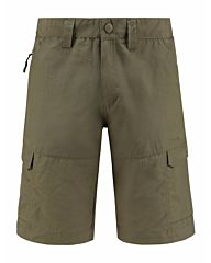 Life-Line Dibo Active Nylon Shorts army green