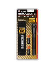 Maglite zaklamp Mini 2XAA LED combopack zwart