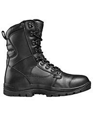 Magnum Elite II Leather WP Uniform Boot zwart Non-Safety