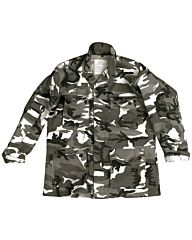 Mil-tec US Fieldjacket BDU urban camo