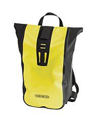 Ortlieb Velocity 20L Yellow/Black waterdichte rugzak