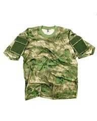 101inc T-shirt Tactical Pocket ICC FG groen