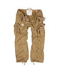 Surplus Premium Vintage beige heren legerbroek