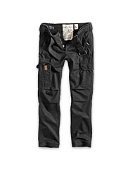 Surplus Premium Slimfit broek zwart