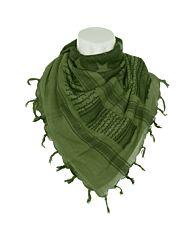 Arafat PLO sjaal Star groen