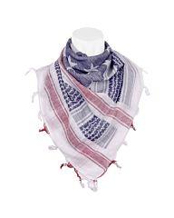 Arafat PLO sjaal Star wit